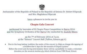 Chopin-Gala