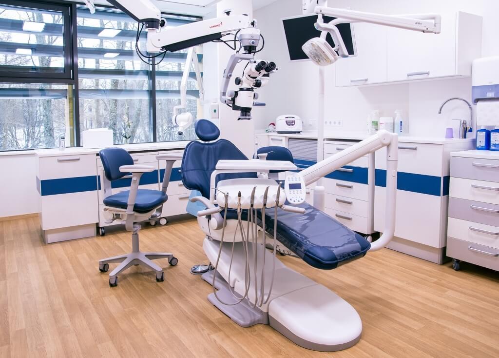 Lumen Hambakliinik - sinine kabinet