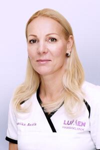 Jaanika Aavik, hambaravi assistent