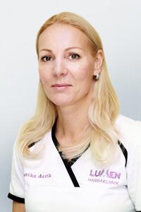 Jaanika Aavik, Dental assistant