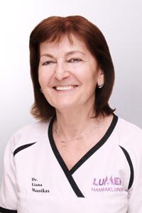 Liana Maasikas, Dentist