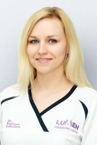 Svetlana Lebedeva, дантист