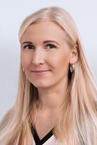 Dr. Kristiina Kalev-Põdra, hambaarst
