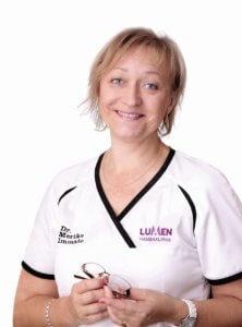 Dr Merike Immato, hambakliiniku juhataja