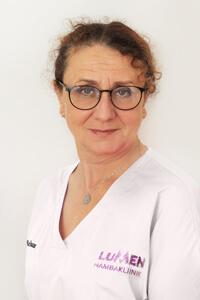 Kadri Rebane, Врач-стоматолог