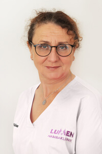Kadri Rebane, Dentist