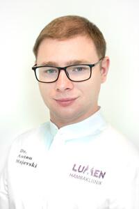 Anton Majevski, hambaarst